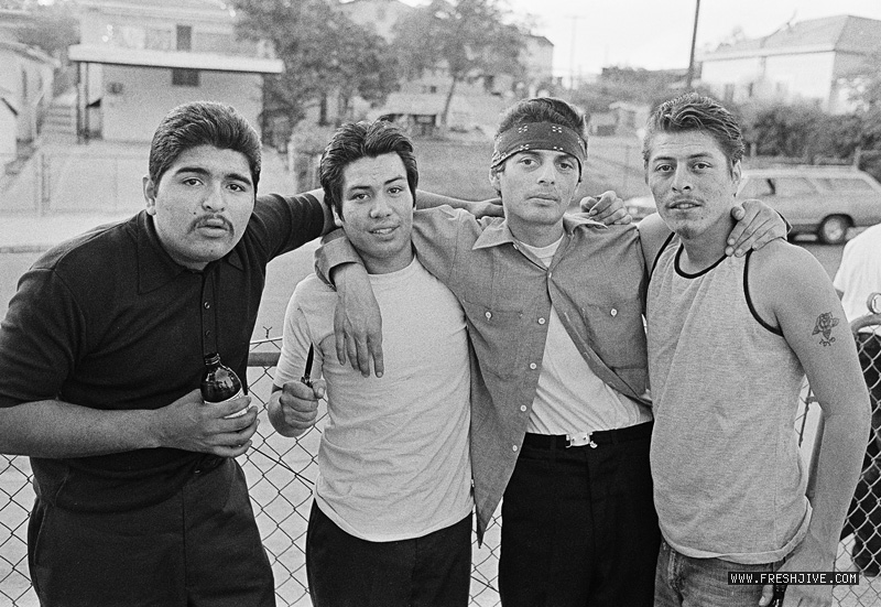 The sub-culture begun in the 1970s with the immigration of Mexicans ...